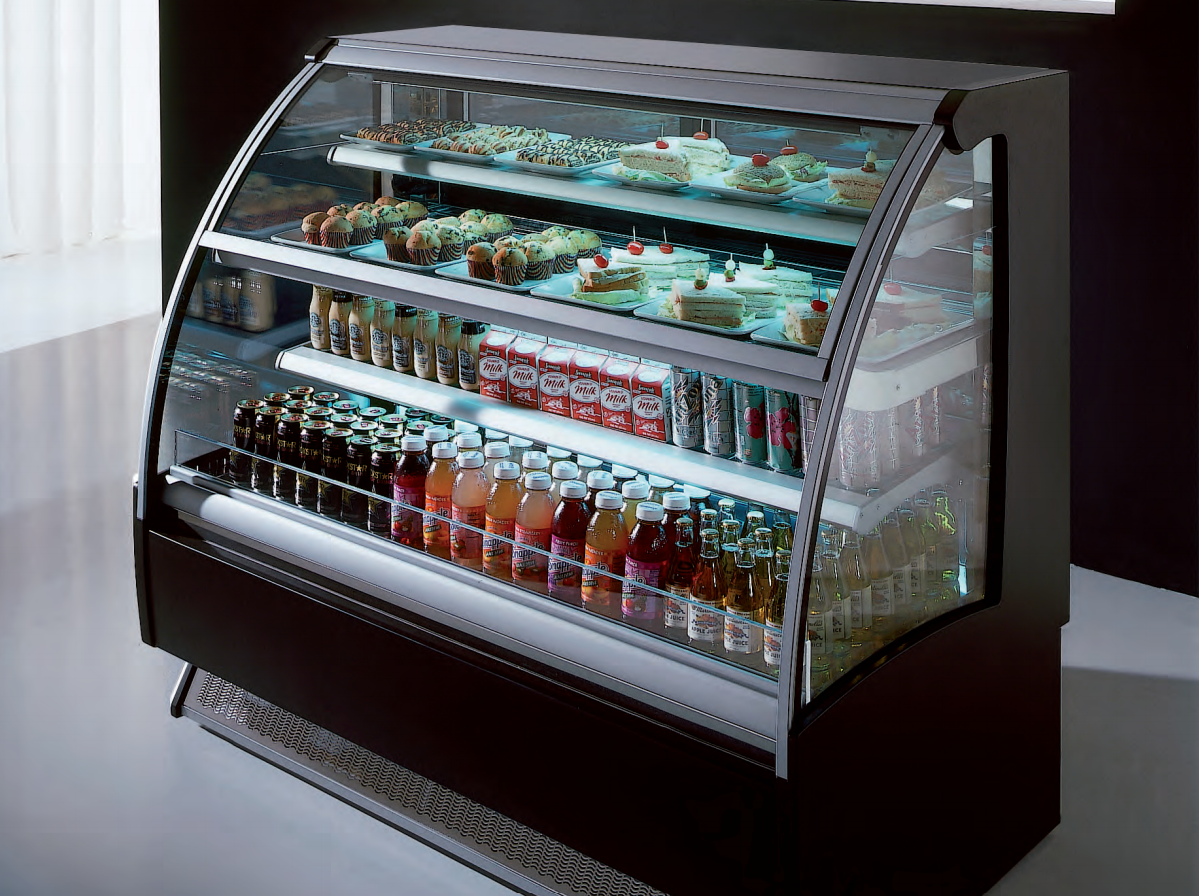 Refrigerated Display Cases Are Important to Healthcare Foodservice Operations