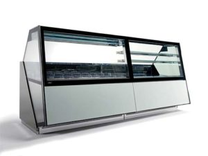 OTL ORION 365 gelato and pastry case